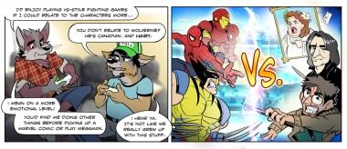 Marvel vs Hogwarts